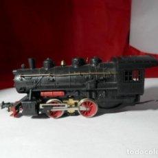Trenes Escala: LOCOMOTORA VAPOR ESCALA HO DE LIMA. Lote 222183261