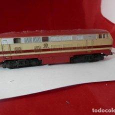 Treni in Scala: LOCOMOTORA DIESEL DE LA DB ESCALA HO DE LIMA. Lote 222221010