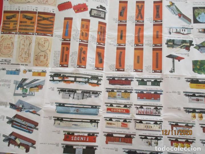 Trenes Escala: Lima catalogo doblado en 8 partes escala h0 - Foto 3 - 224437301