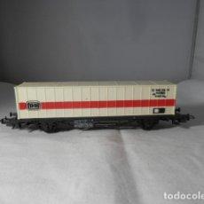 Trenes Escala: VAGÓN CONTENEDOR ESCALA HO DE LIMA. Lote 235772435