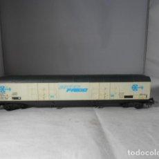 Trenes Escala: VAGÓN CERRADO ESCALA HO DE LIMA. Lote 235785440