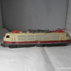 Treni in Scala: LOCOMOTORA ELECTRICA DE LA DB ESCALA HO DE LIMA. Lote 235787490