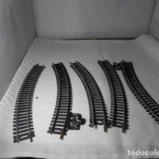 Trenes Escala: LOTE VIAS ESCALA HO DE LIMA. Lote 235846900