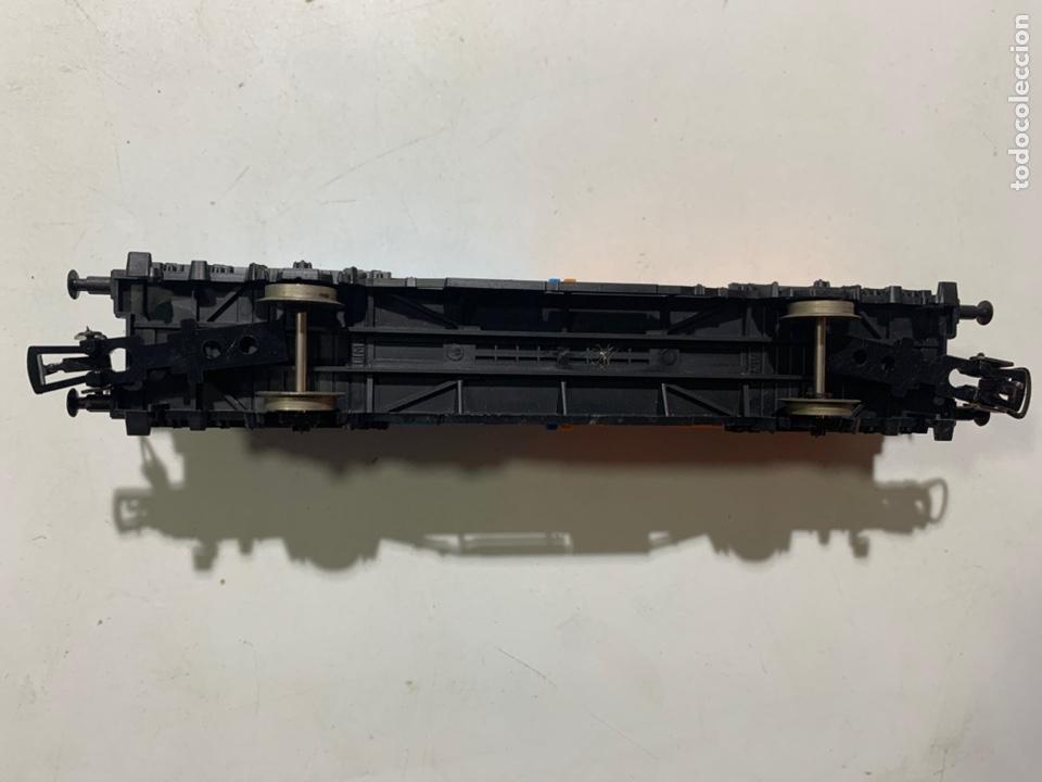 Trenes Escala: Vagon containers para tren eléctrico escala H0 Lima 2852 - Foto 2 - 236865850