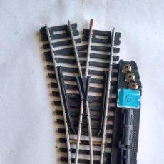 Trenes Escala: LIMA H0, DESVÍO ELÉCTRICO. SIN PROBAR. Lote 236985980