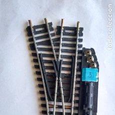 Trenes Escala: LIMA H0, DESVÍO ELÉCTRICO. SIN PROBAR. Lote 236986285