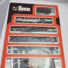 Trenes Escala: TREN LIMA ITALY. ESCALA HO. Lote 242887985