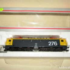 Trenes Escala: ANTIGUA LOCOMOTORA ELÉCTRICA RENFE 276 EN ESCALA *H0* CORRIENTE CONTINUA DE LIMA. Lote 243169905