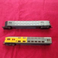 Trenes Escala: VAGONES H_L LIMA ITALY. Lote 245214325