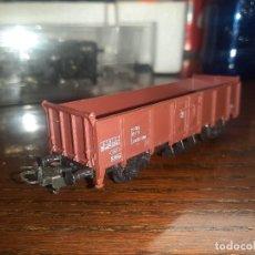 Trenes Escala: VAGON PLATAFORMA EN H0 MARCA LIMA. Lote 246144180