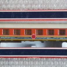 Trenes Escala: VAGÓN PASAJEROS, APFELPFEIL - LIMA HO RF. 30 9187 - EN SU CAJA ORIGINAL - PJRB. Lote 253827770
