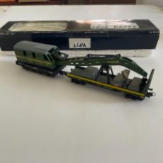 Trenes Escala: LIMA. HO. GRUA. RENFE. Lote 254715810