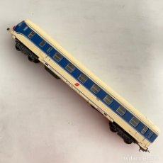 Trenes Escala: VAGON TREN OBB TRANSALPINO 6010.07 LIMA ITALIA ESCALA H0 ÖBB. Lote 254889875