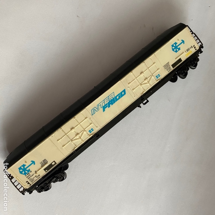 Trenes Escala: Tren vagon inter Frigo Lima escala H0 - Foto 2 - 257404290
