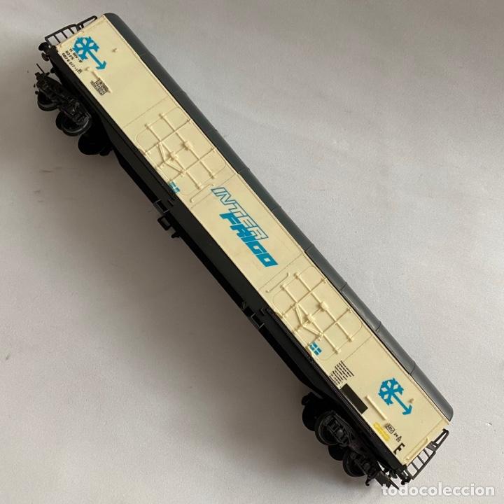 Trenes Escala: Tren vagon inter Frigo Lima escala H0 - Foto 3 - 257404290