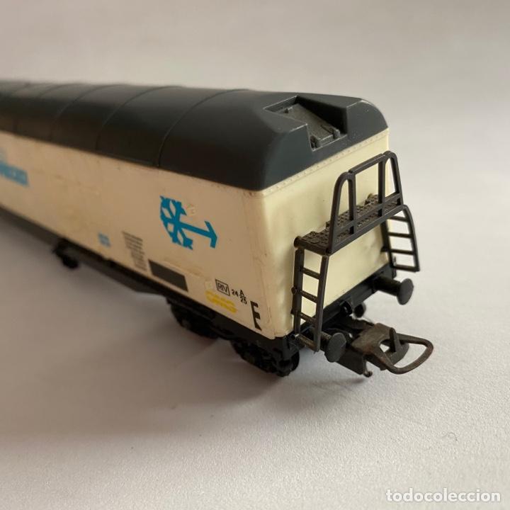 Trenes Escala: Tren vagon inter Frigo Lima escala H0 - Foto 6 - 257404290