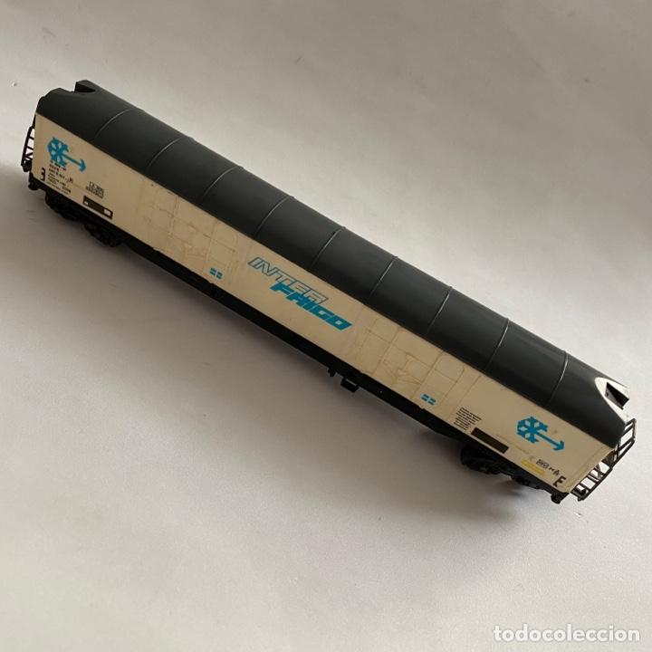 TREN VAGON INTER FRIGO LIMA ESCALA H0 (Juguetes - Trenes a Escala H0 - Lima H0)