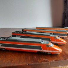 Trains Échelle: TREN TGV LIMA. ESCALA H0.. Lote 257569675