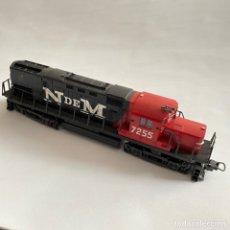 Trenes Escala: LOCOMOTORA DE LIMA 7255 N DE M ESCALA H0. Lote 257598575