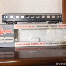 Trenes Escala: LIMA COCHE DE VIAJEROS ESCALA HO. Lote 261228245