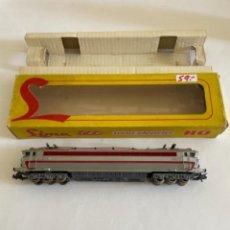 Trenes Escala: LIMA. HO. T.E.E SNCF. CC40101. Lote 261253885