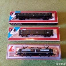 Trenes Escala: UNIDAD FERROVIARIA.E.HO.LIMA (MADE IN ITALI). Lote 261578105