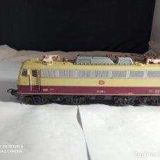 Trains Échelle: LOCOMOTORA ELECTRICA DE LA DB ESCALA HO DE LIMA. Lote 261792155