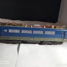 Trains Échelle: LOCOMOTORA ELECTRICA DE LA DB ESCALA HO DE LIMA. Lote 261792400