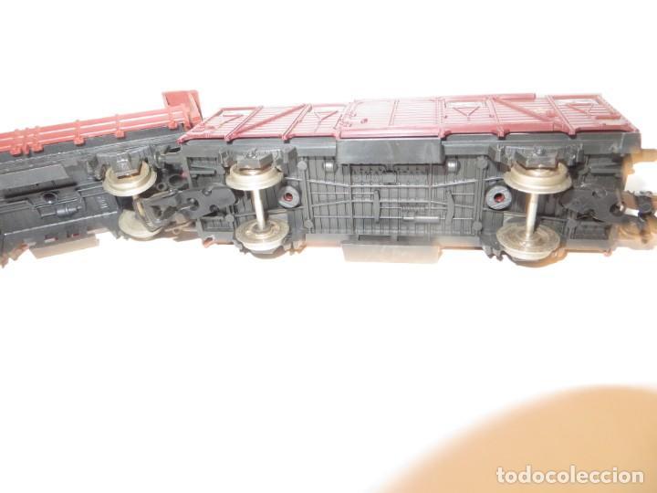Trenes Escala: LOTE DE 2 VAGONES LIMA,REGALADOS MUY BUEN ESTADO - Foto 3 - 262105295