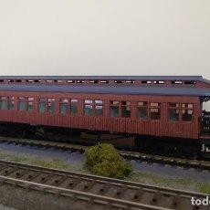 Trains Échelle: ELECTROTREN H0 COCHE DE VIAJEROS 2ª CLASE TIPO *COSTAS*, DE RENFE, REFERENCIA 5067.. Lote 262481900