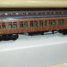 Trenes Escala: ELECTROTREN (ALTAYA) H0 COCHE DE VIAJEROS 2ª CLASE TIPO *COSTAS*, DE RENFE, REFERENCIA 5083.. Lote 263089250