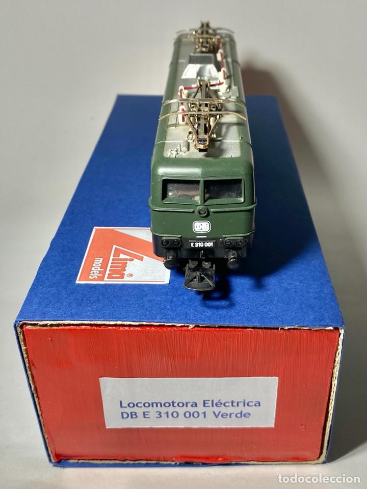 Trenes Escala: Lima Locomotora Eléctrica DB Serie E 310 - Foto 2 - 264202096