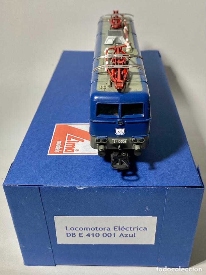 Trenes Escala: Lima Locomotora Eléctrica DB Serie E 410 - Foto 2 - 264206168