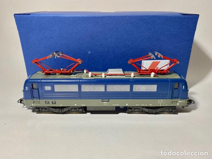 Trenes Escala: Lima Locomotora Eléctrica DB Serie E 410 - Foto 3 - 264206168