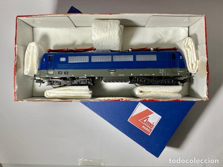 Trenes Escala: Lima Locomotora Eléctrica DB Serie E 410 - Foto 5 - 264206168