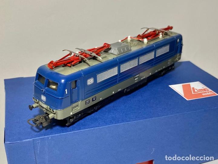 LIMA LOCOMOTORA ELÉCTRICA DB SERIE E 410 (Juguetes - Trenes a Escala H0 - Lima H0)