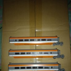 Trenes Escala: COMPLEMENTOS TGV LIMA H0. Lote 266471433