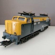 Trenes Escala: LOCOMOTORA LIMA 1220 TREN ESCALA H0 ELÉCTRICO. Lote 267716094