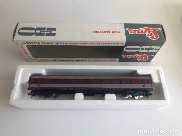 NUEVO LISTING. CAJA ORIGINAL. LIMA 1970'S. REF 8120. PERFECTO ESTADO. (Juguetes - Trenes a Escala H0 - Lima H0)