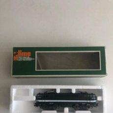 Trenes Escala: NUEVO LISTING. CAJA ORIGINAL. MAGNIFICA PEQUEÑA LOCOMOTORA LIMA. 1970'S PERFECTO ESTADO.. Lote 268941024