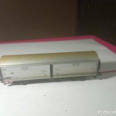 Trenes Escala: VAGÓN CERRADO ESCALA HO DE LIMA. Lote 274856143