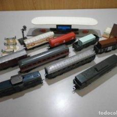Trenes Escala: GRAN LOTE DE TRENES H0 LIMA ITALY. Lote 276709353