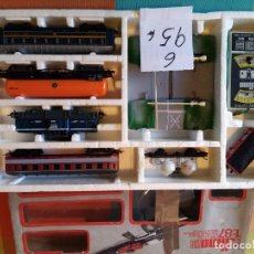 Trenes Escala: CAJA COMPLETA DE TREN .LIMA.HO. Lote 277621988