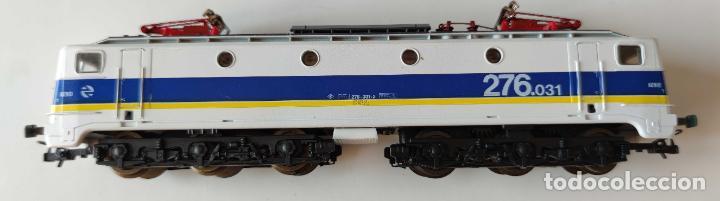 Trenes Escala: LIMA LOCOMOTORA ELECTRICA RENFE 276 REF: 208051 DIGITALIZADA - Foto 3 - 278533193