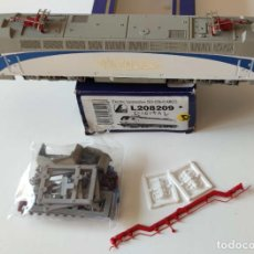 Trenes Escala: LIMA LOCOMOTORA ELECTRICA RENFE REF: 208009 DIGITALIZADA. Lote 278533383