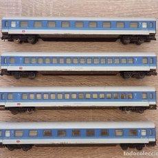 Trenes Escala: COCHES DE VIAJEROS LIMA. Lote 278802278