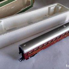 Trenes Escala: LIMA H0, VAGÓN COCHE RESTAURANTE DE LA DB, EN CAJA, VÁLIDO IBERTREN,ROCO, ETC. Lote 280291688