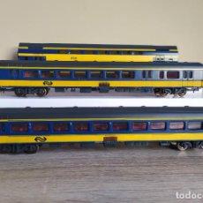 Comboios Escala: LIMA H0 3 COCHES DE VIAJEROS DE LA NS, REFERENCIAS 309106, 309107 Y 3092XX.. Lote 284599128