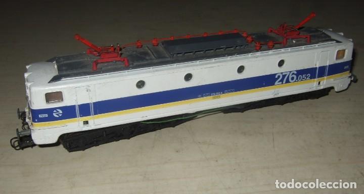 LOCOMOTORA DE TREN ELECTRICA RENFE 276-052-8 - LIMA COLLECTION (Juguetes - Trenes a Escala H0 - Lima H0)