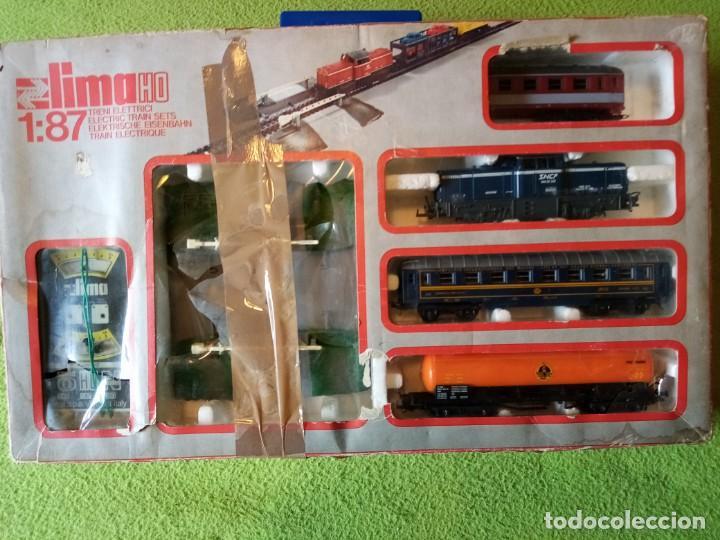 Trenes Escala: unidad ferroviaria de LIMA.made in ITALI.E.HO - Foto 5 - 287752718